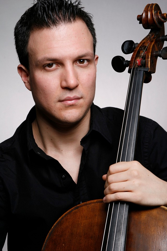 Alex Croxton - School For Strings